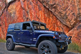 Jeep Cliff