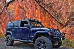 Jeep Cliff