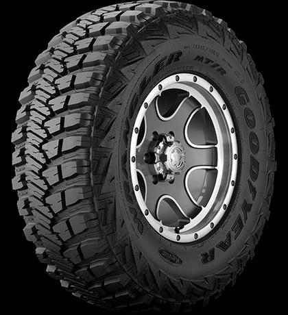 MT-R tire